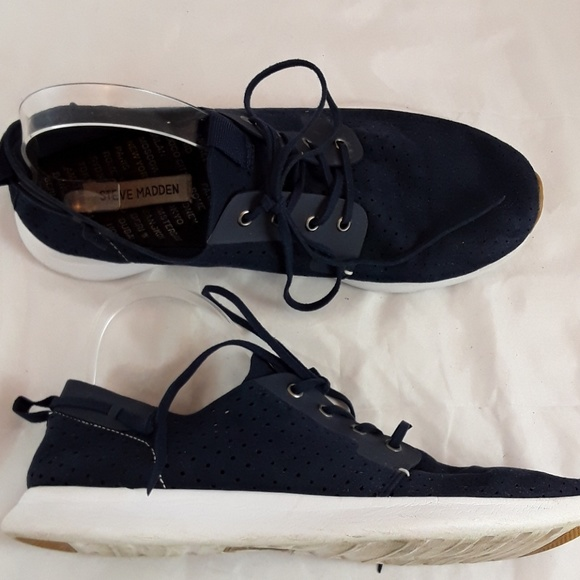 192d74507d2 Steve Madden Chyll Perforated Sneaker